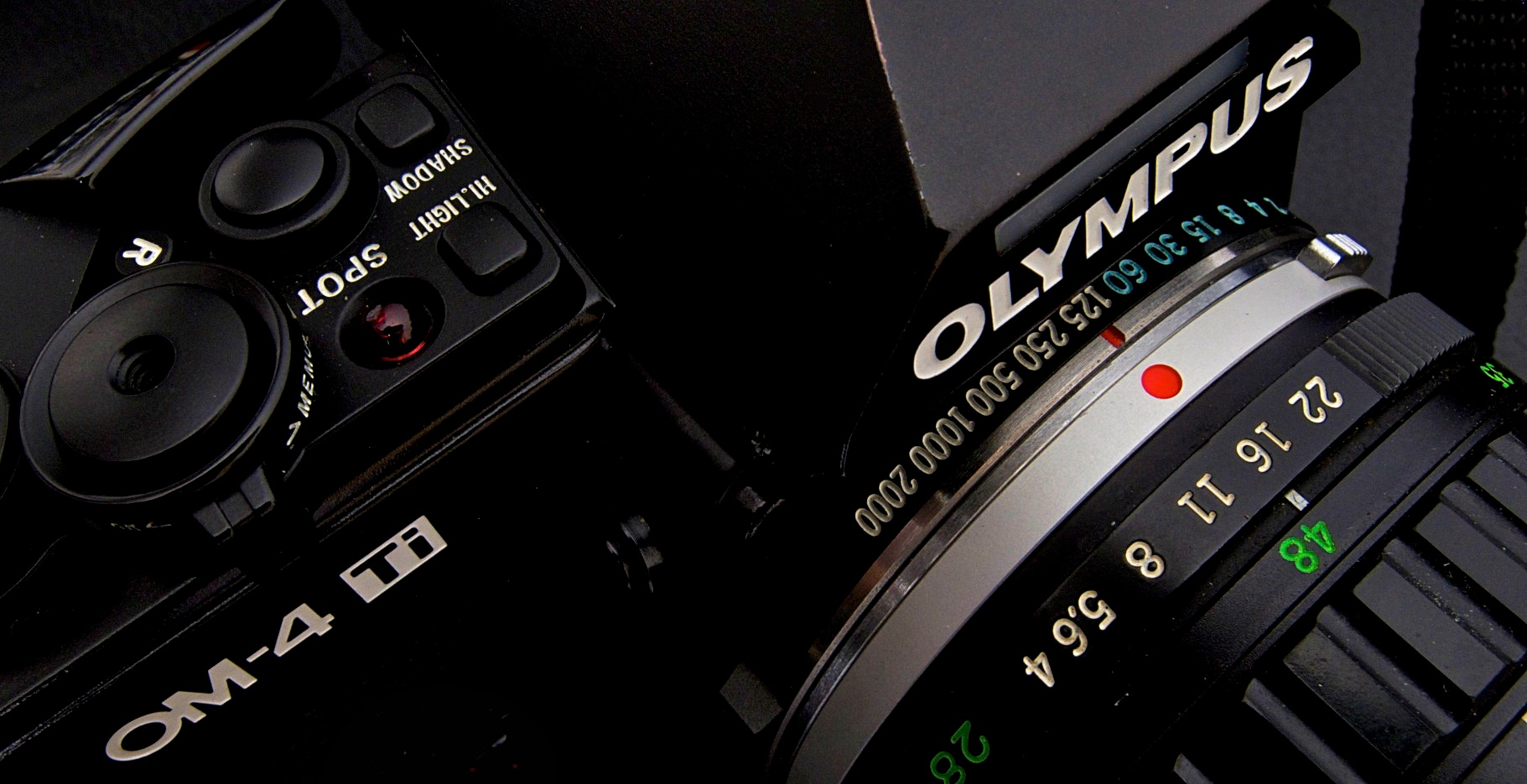 OM-4 Ti - same shape, so many innovations - one of the best ever!