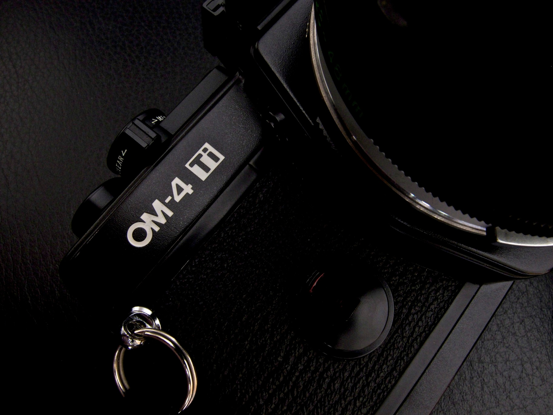 Overtaken first by autofocus cameras and ultimately by Digital, the manual spot-metering OM-4Ti is now regarded as 'one of the finest SLR's of its generation for the serious and purist film photographer' (Wikipedia)