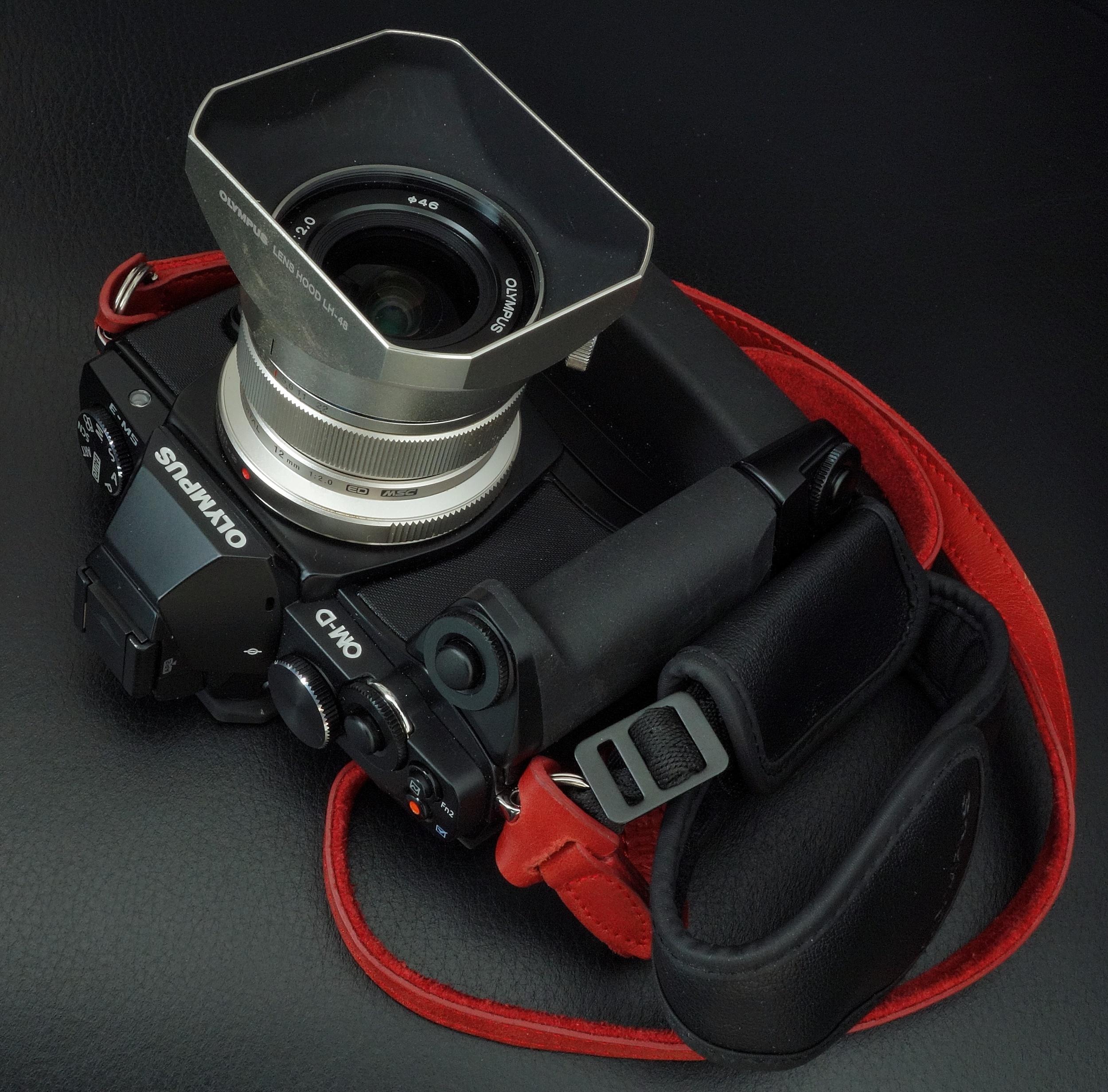 BEK 505938 OM-D E-M5/Zuiko 12mm f2