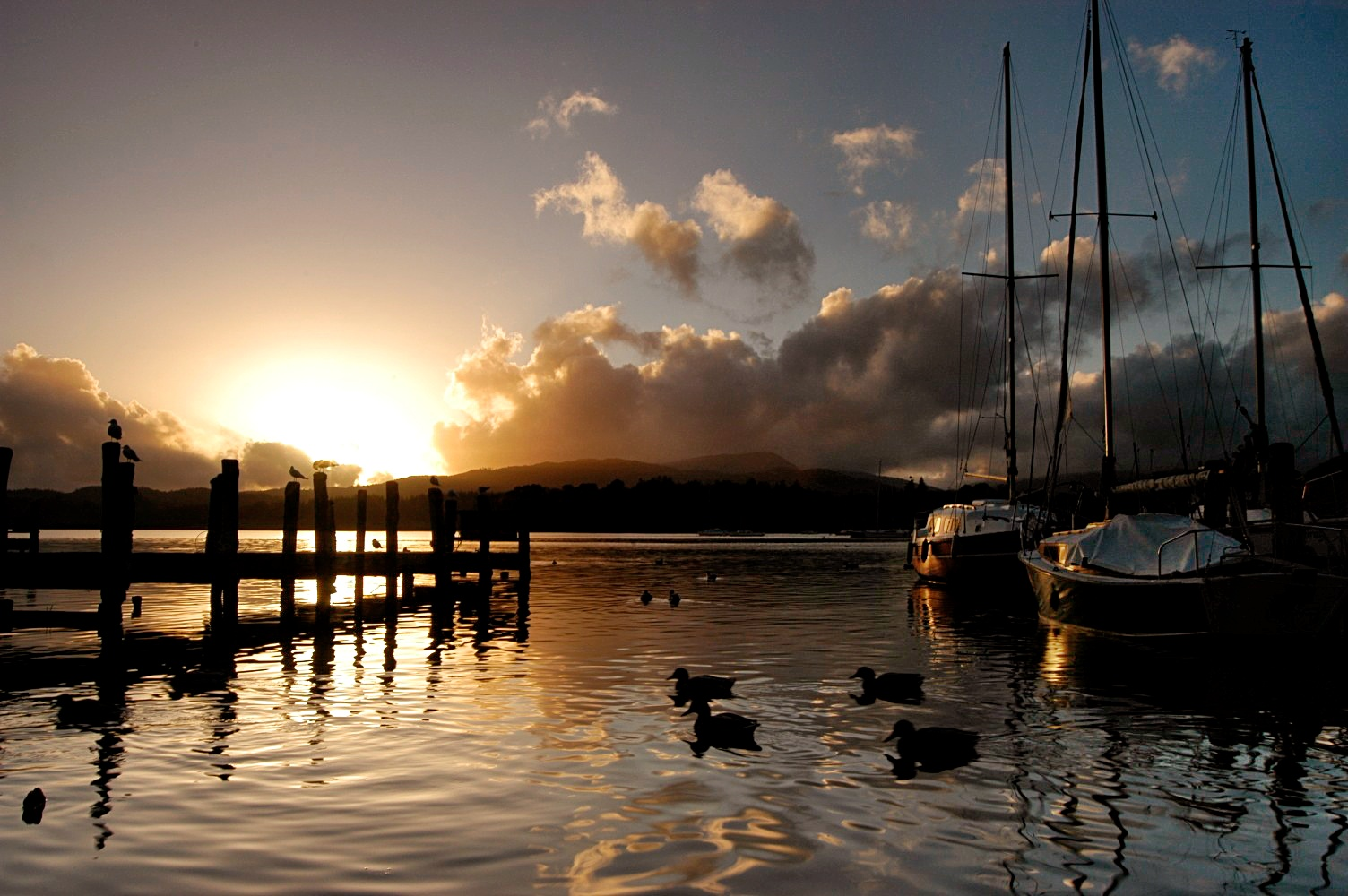 Ambleside, Windermere