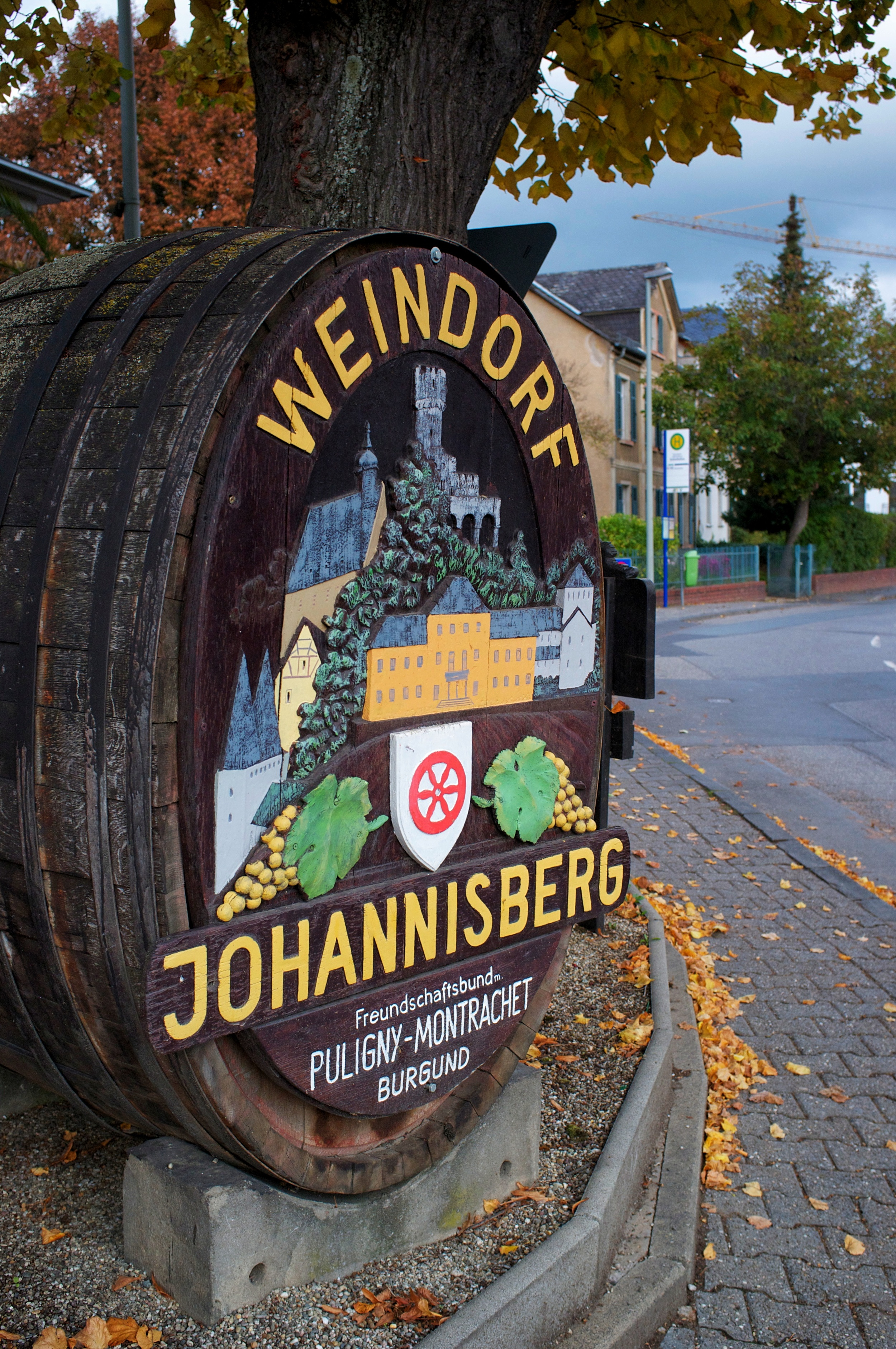 Gateway to the Rieslings