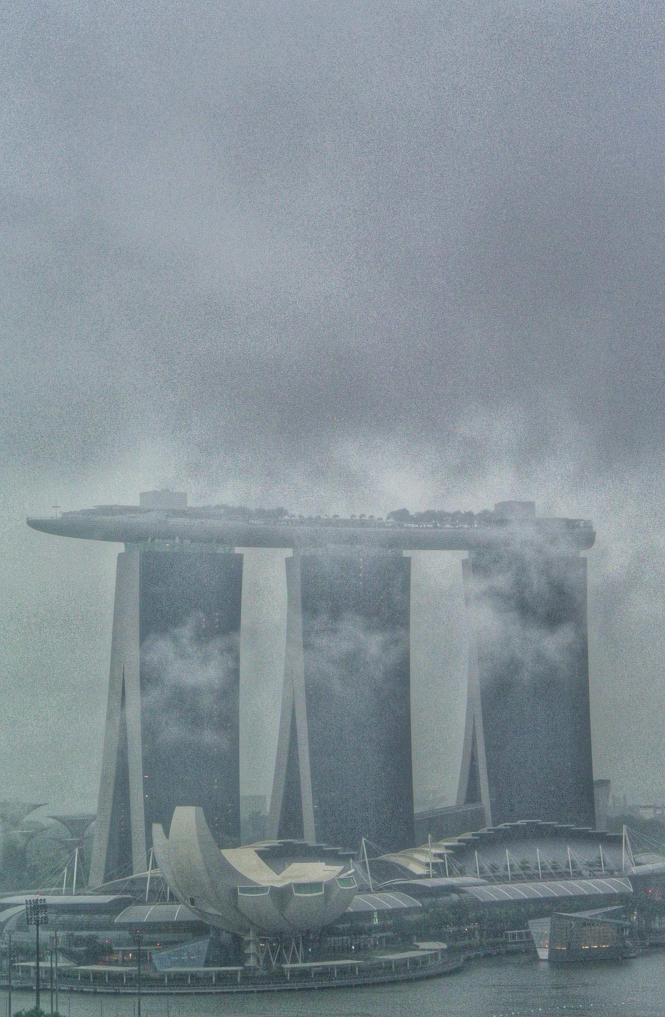 Marina Bay Sands 8th Dec