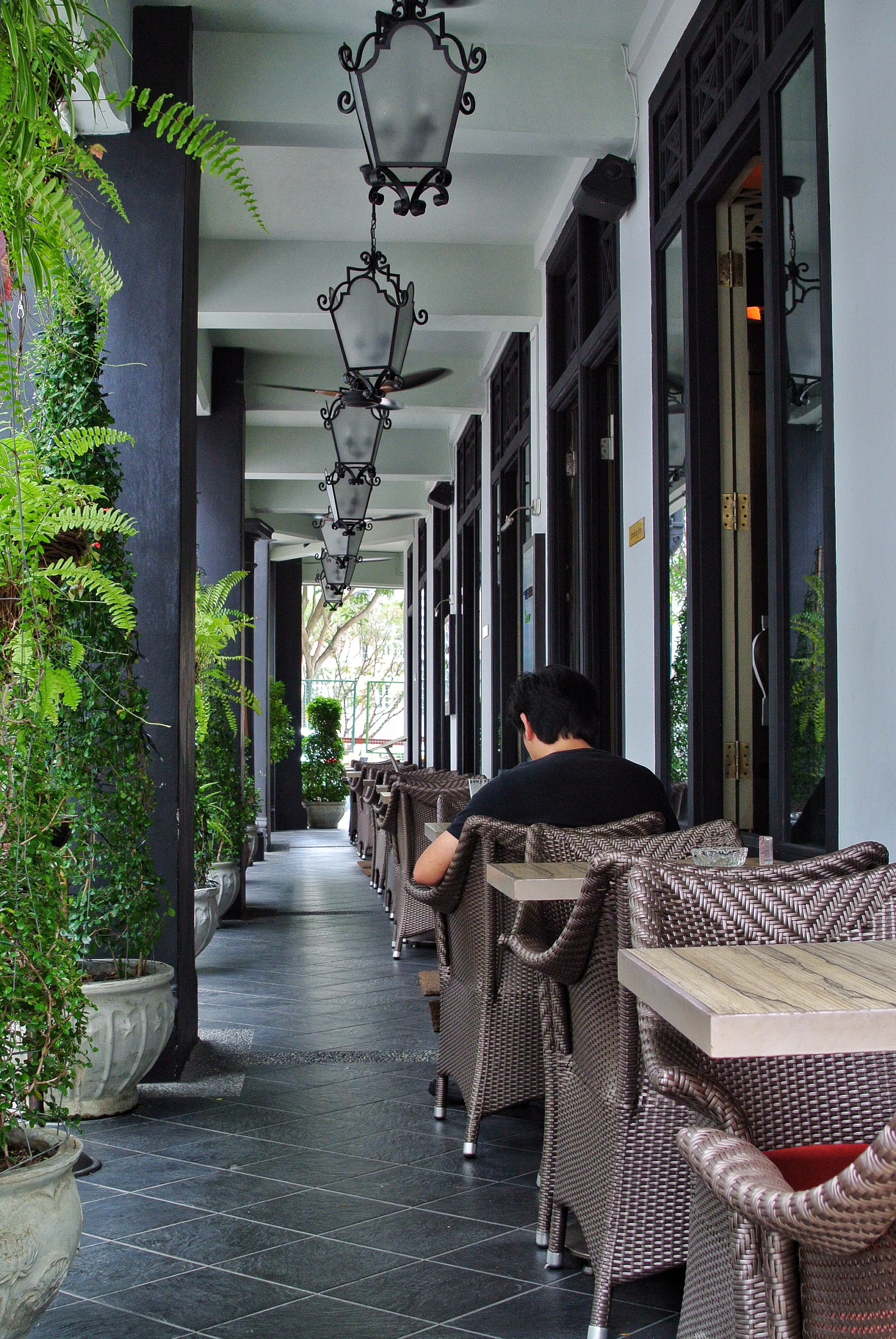 Genteel Restoration, Ann Siang Rd