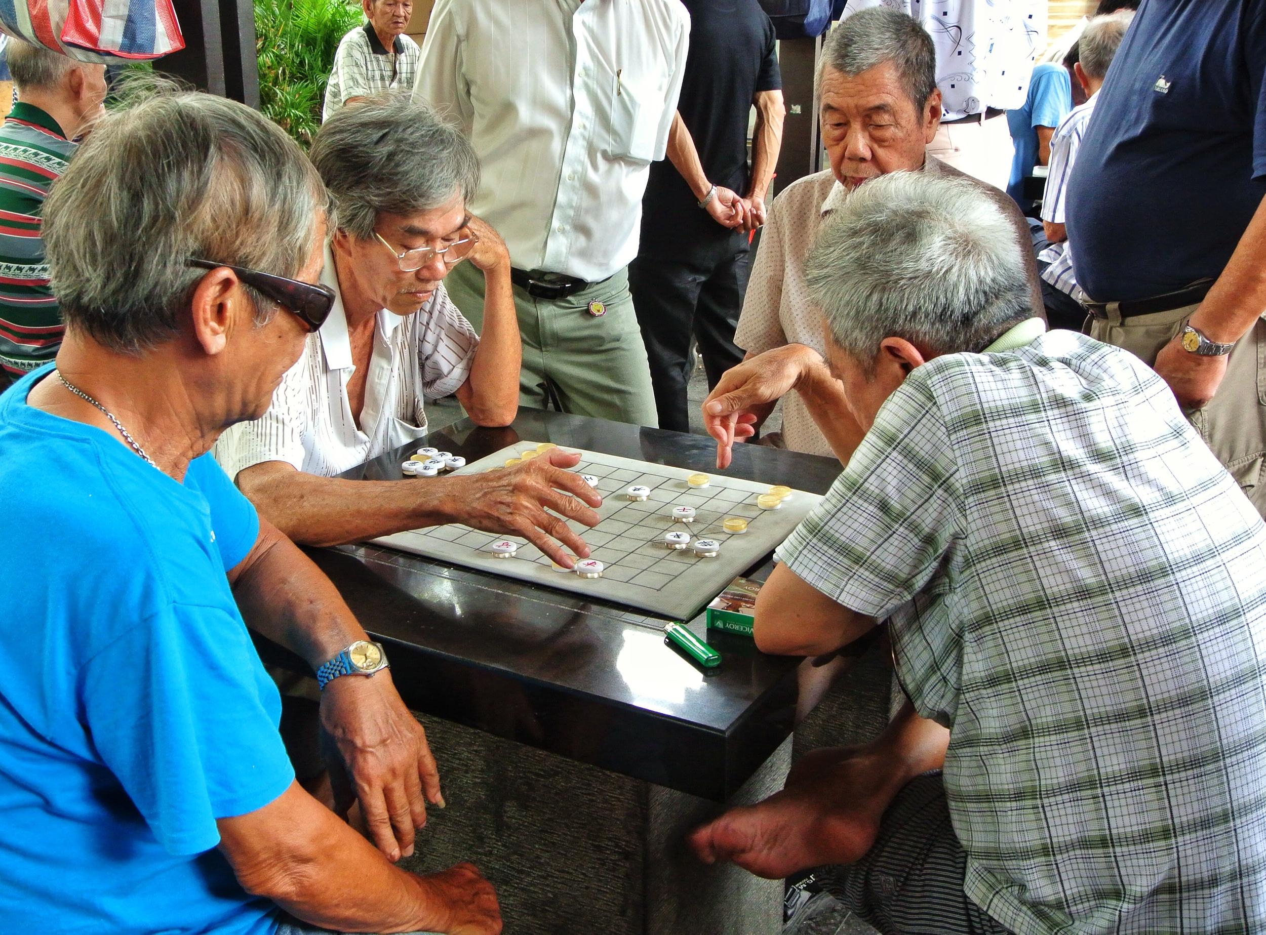 Sago Street Board Meeting