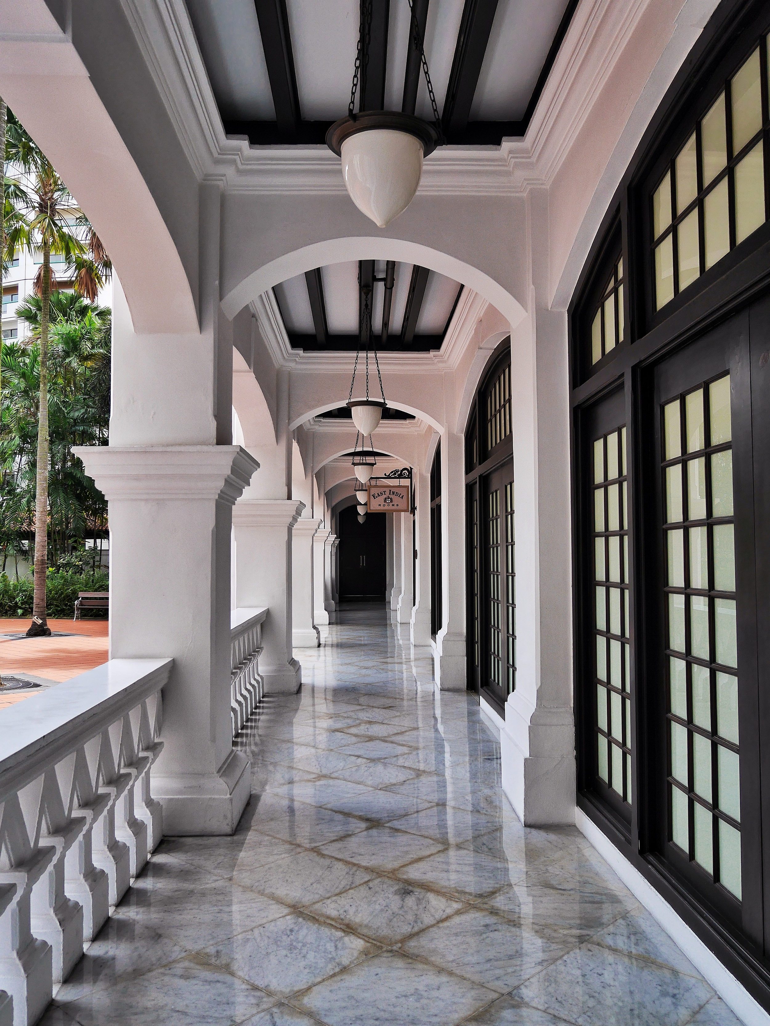 East India Rooms Passage