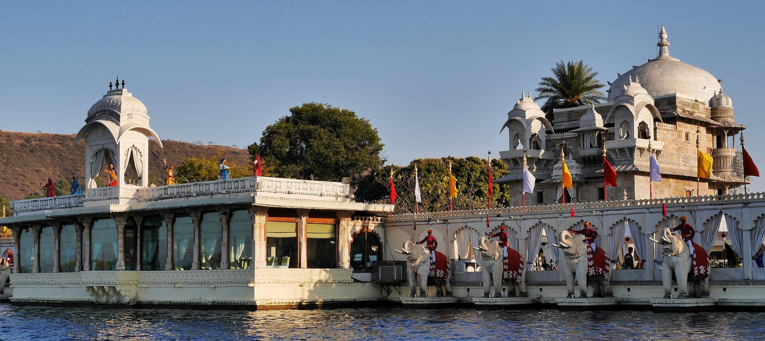 Day 3 Jagmandir Island Palace: The Wedding