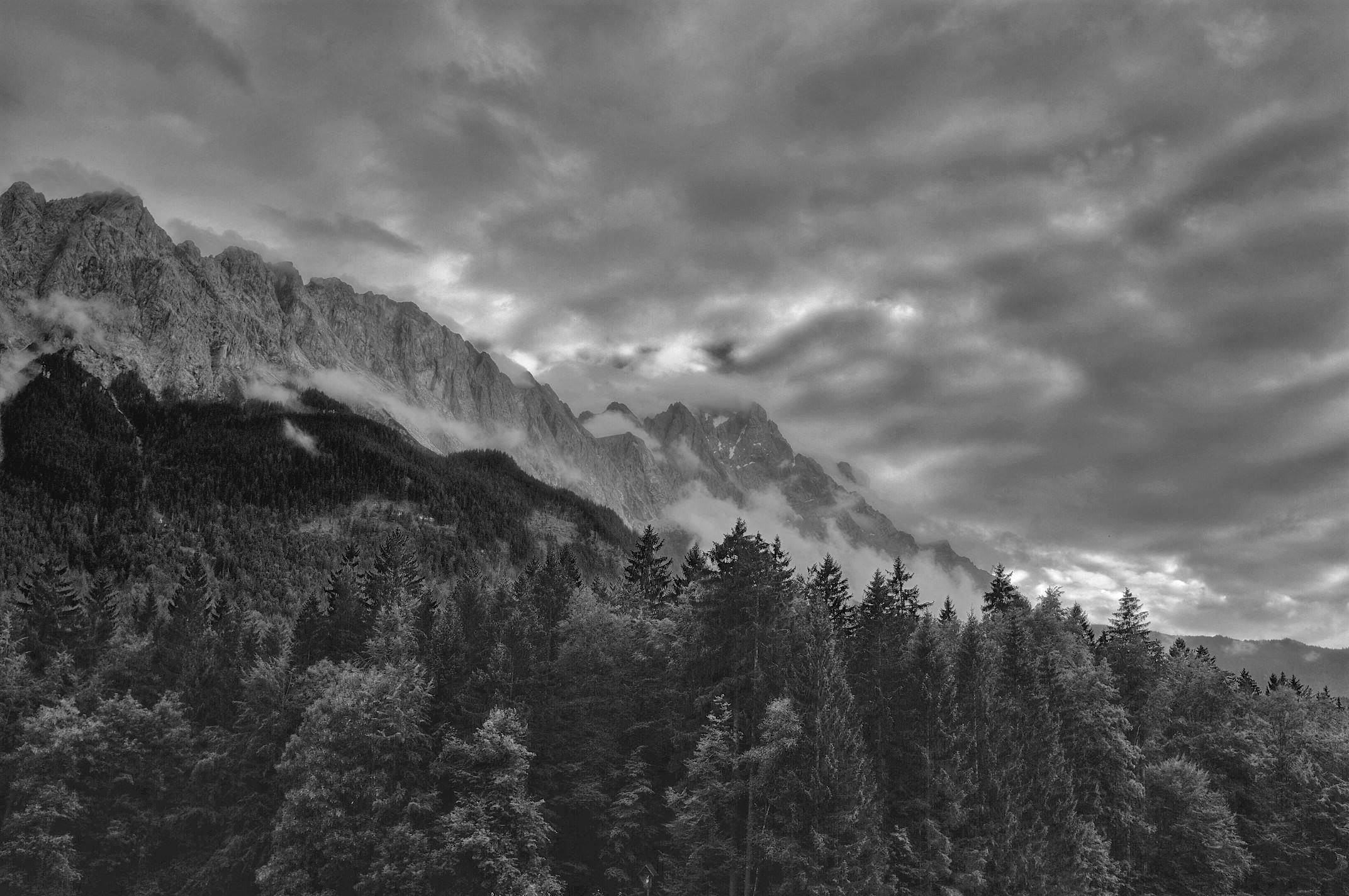 Grainau, Bavarian Alps