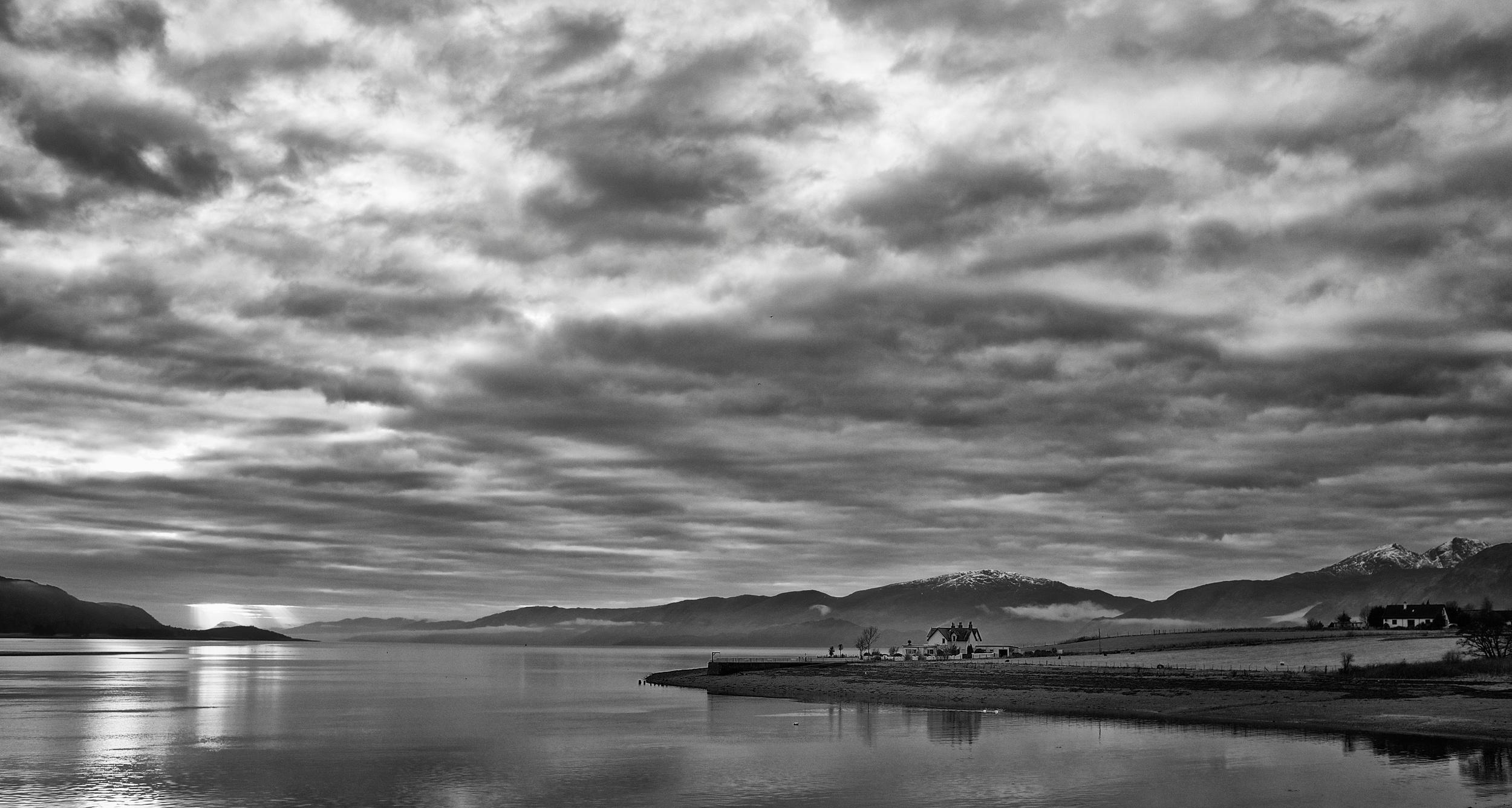 Highlands, Skye-bound