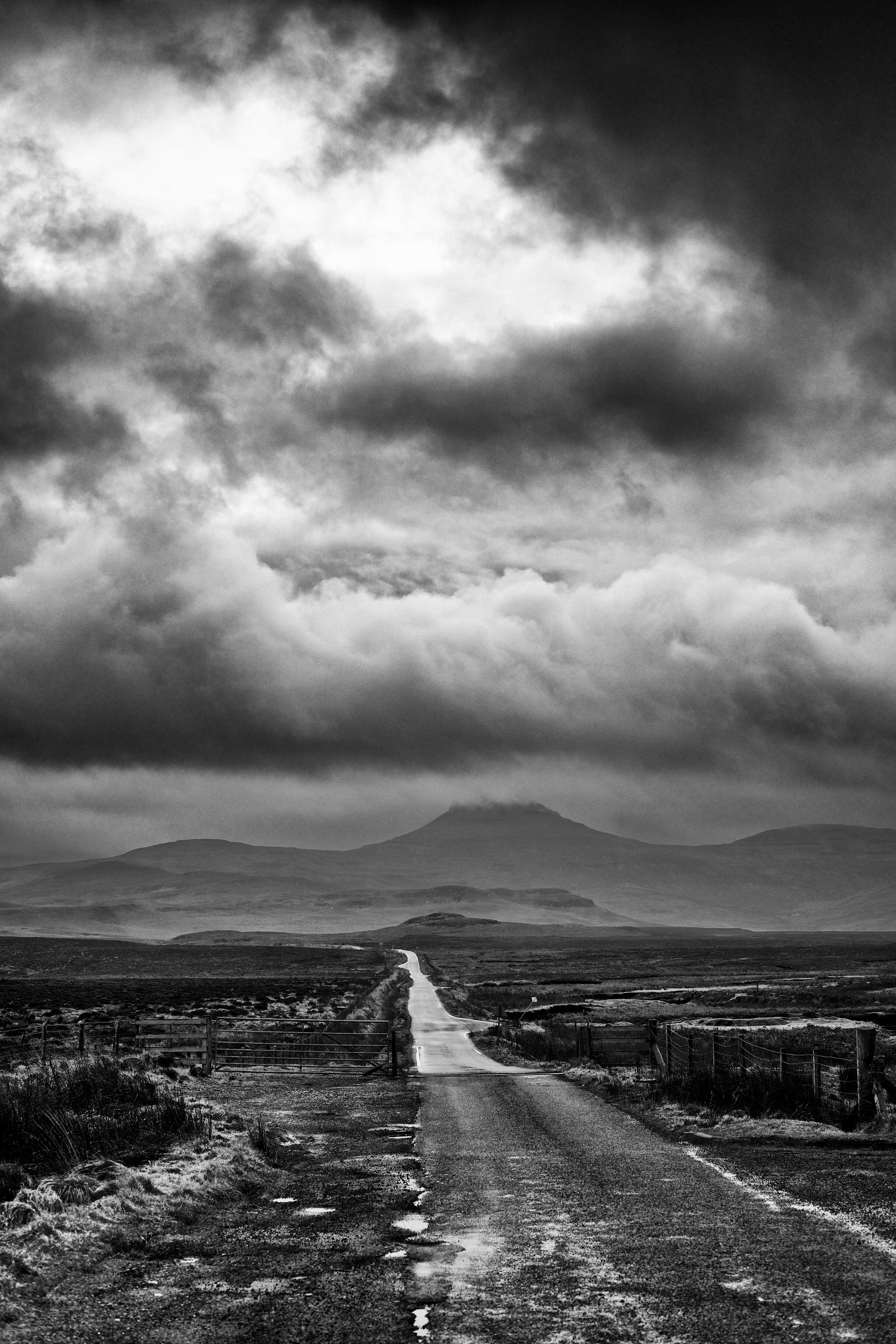 Duirinish, Skye B884 direction Orbost