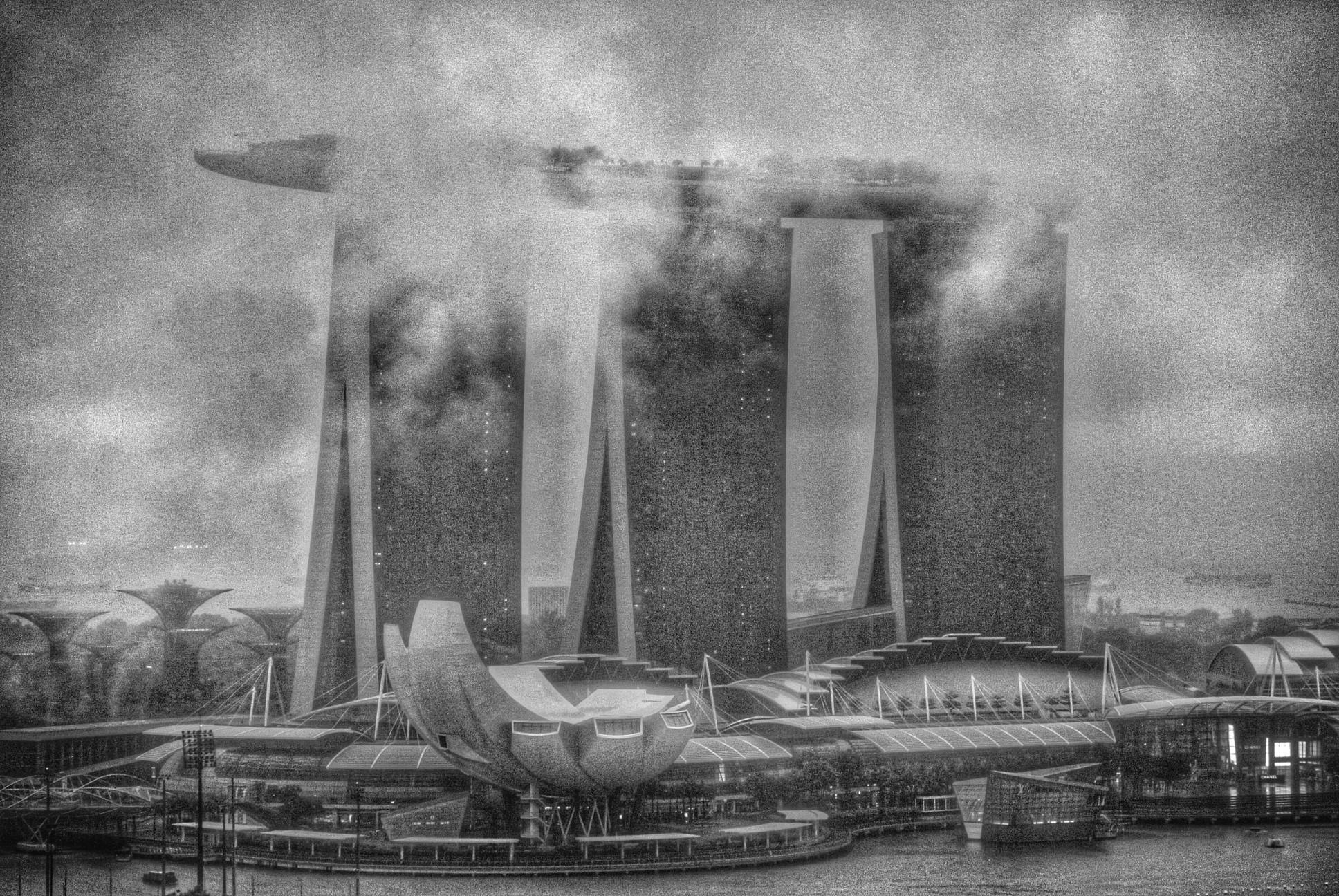 Singapore, Marina & Sands