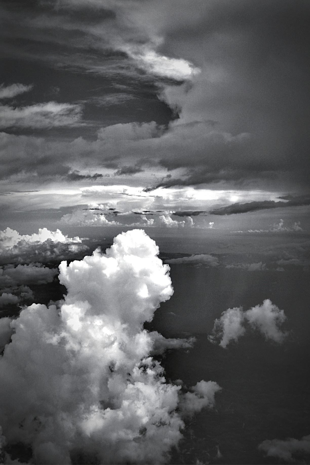 Somewhere over the Sulu Sea