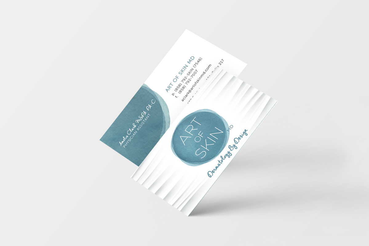 Business Card Redesign
