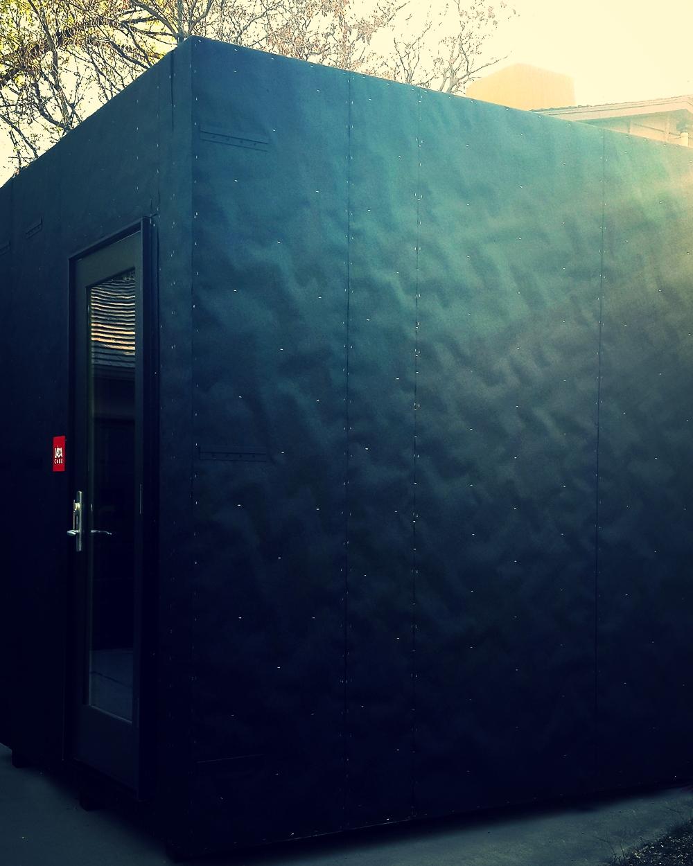 Sound Isolation Låda Cube Walls