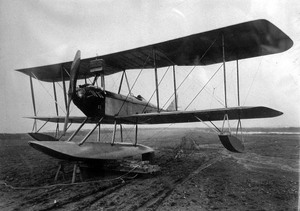 Aeromarine float plane