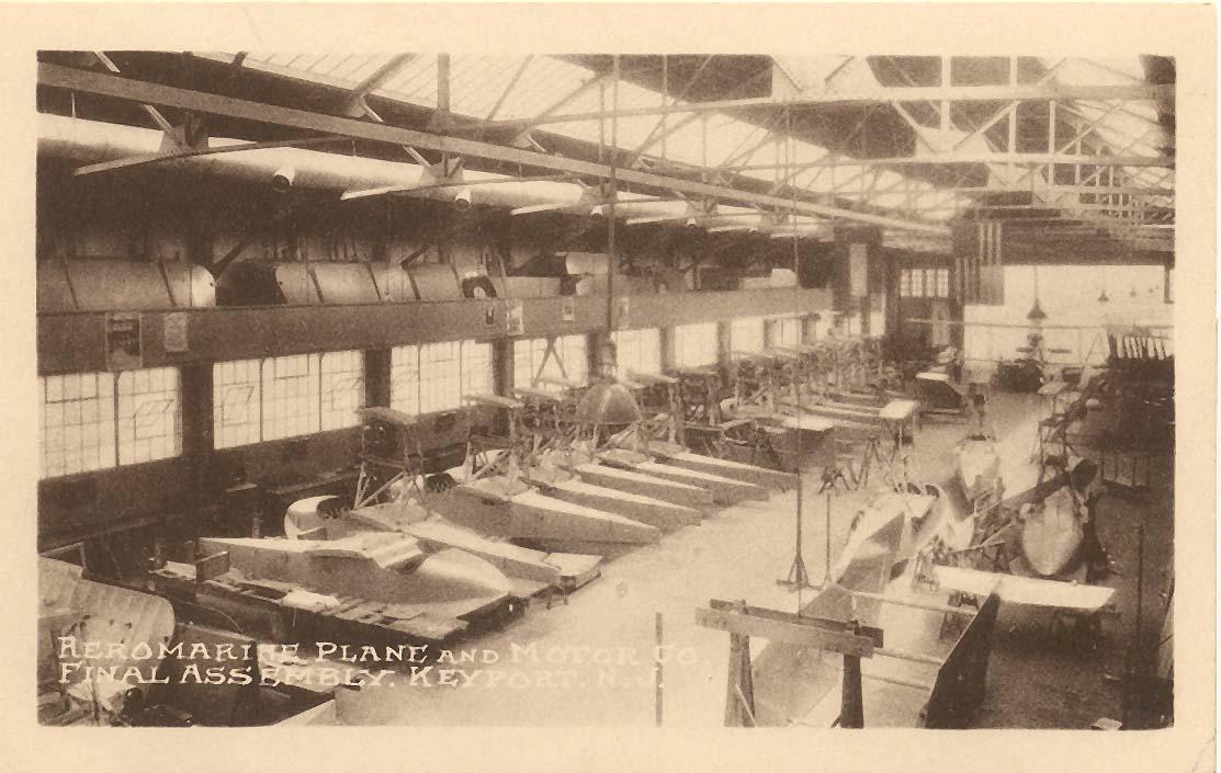 Aeromarine Plane and Motor Co. Final Assembly, Keyport, N. J. sepia.JPG
