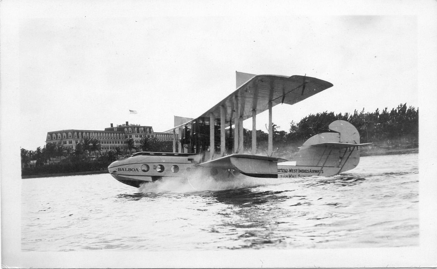Balboa Flying Boat