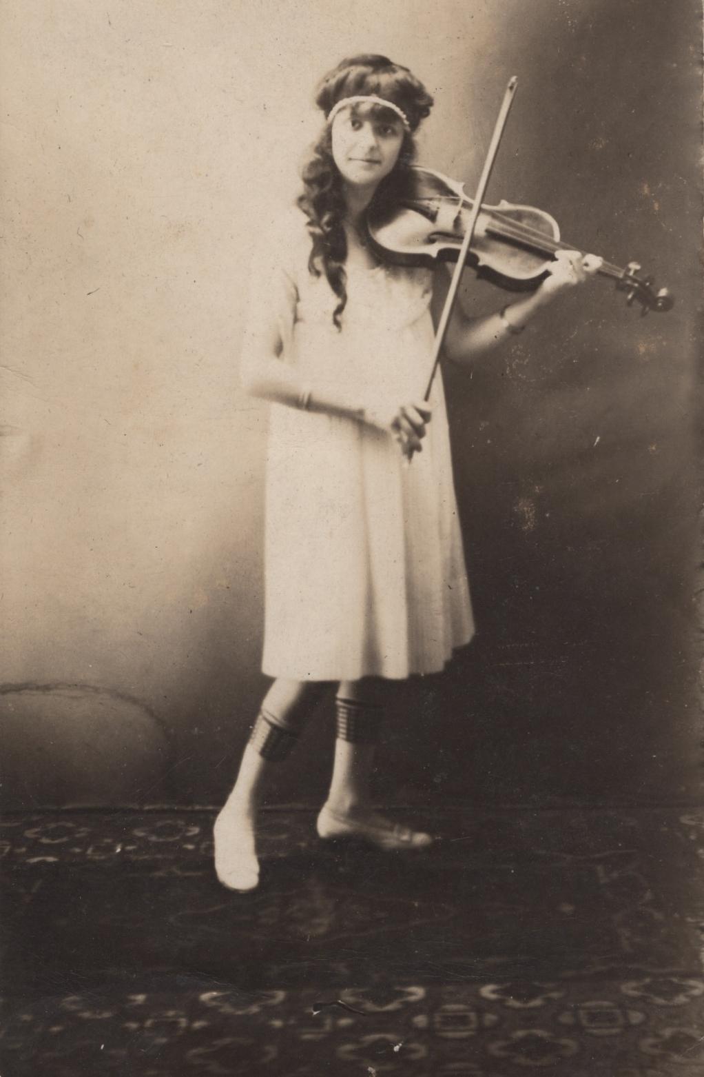 Adele Grey Young