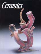 Ceramics Monthly, March 2002