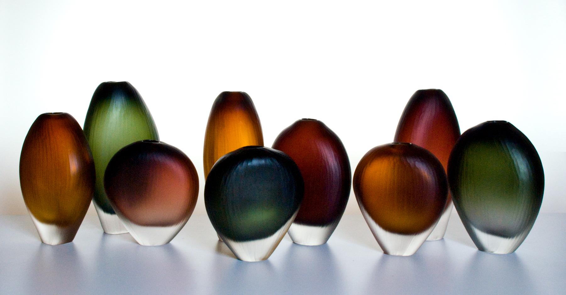aurora vases