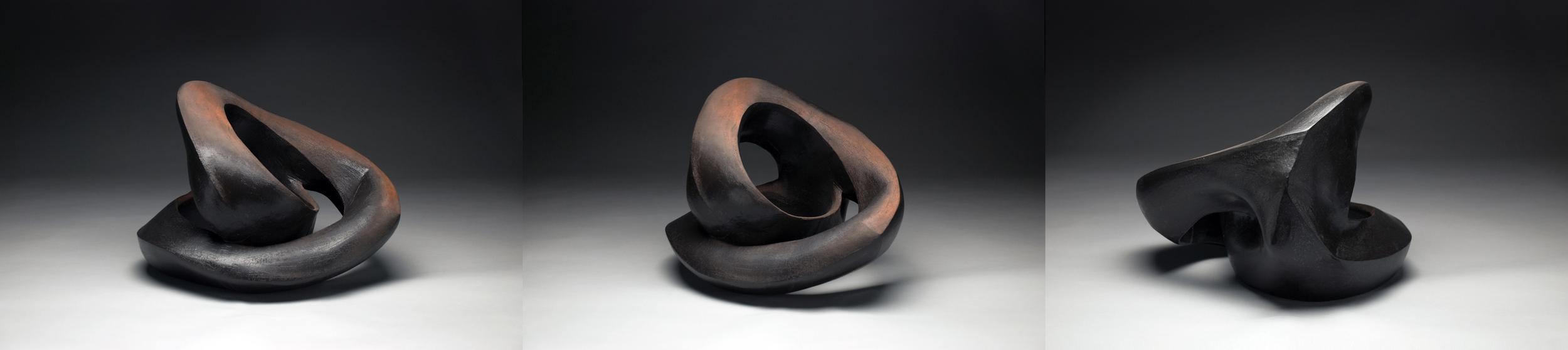 Recoil Series (Black), 2013