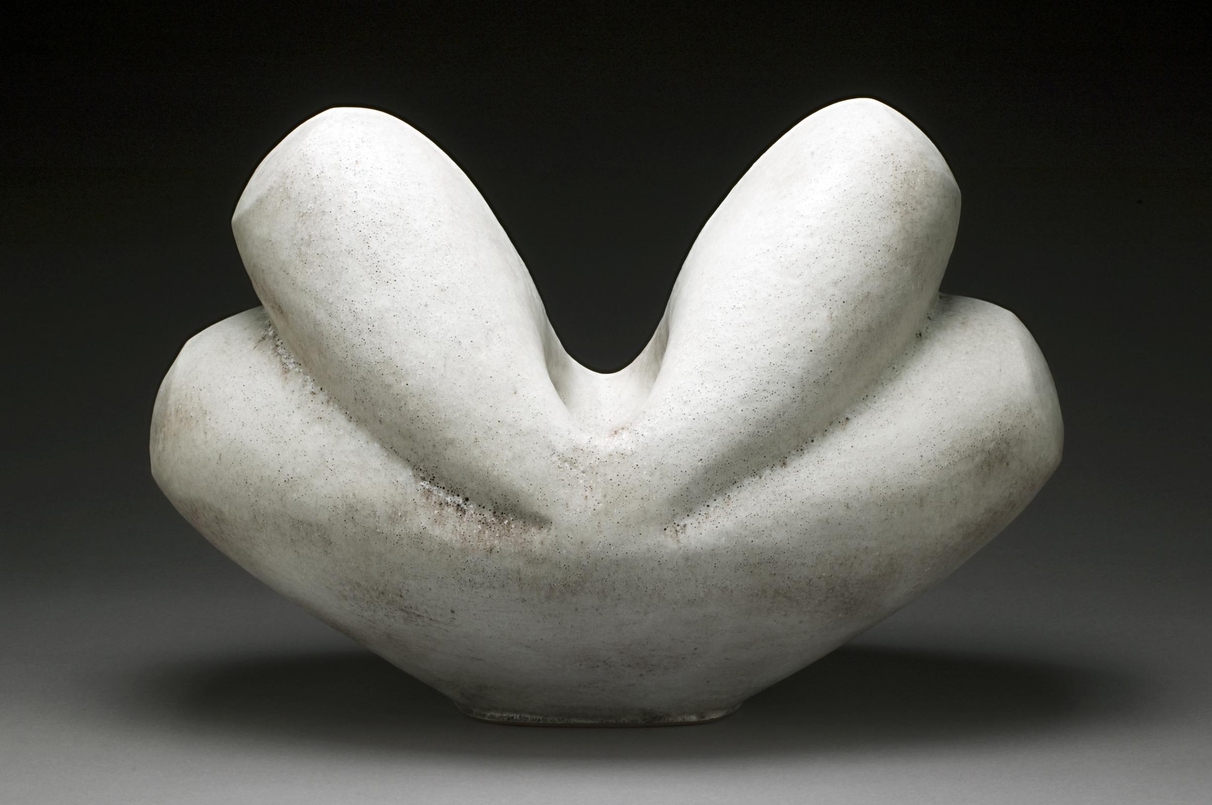 Split Trough (White)