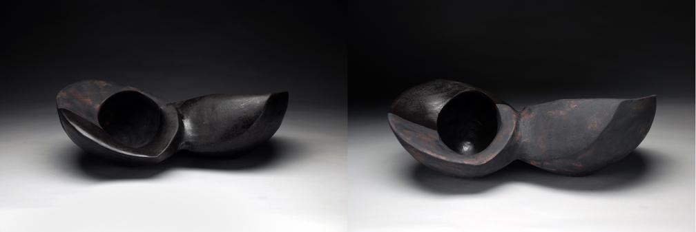 Join Series (black on black) 2015
