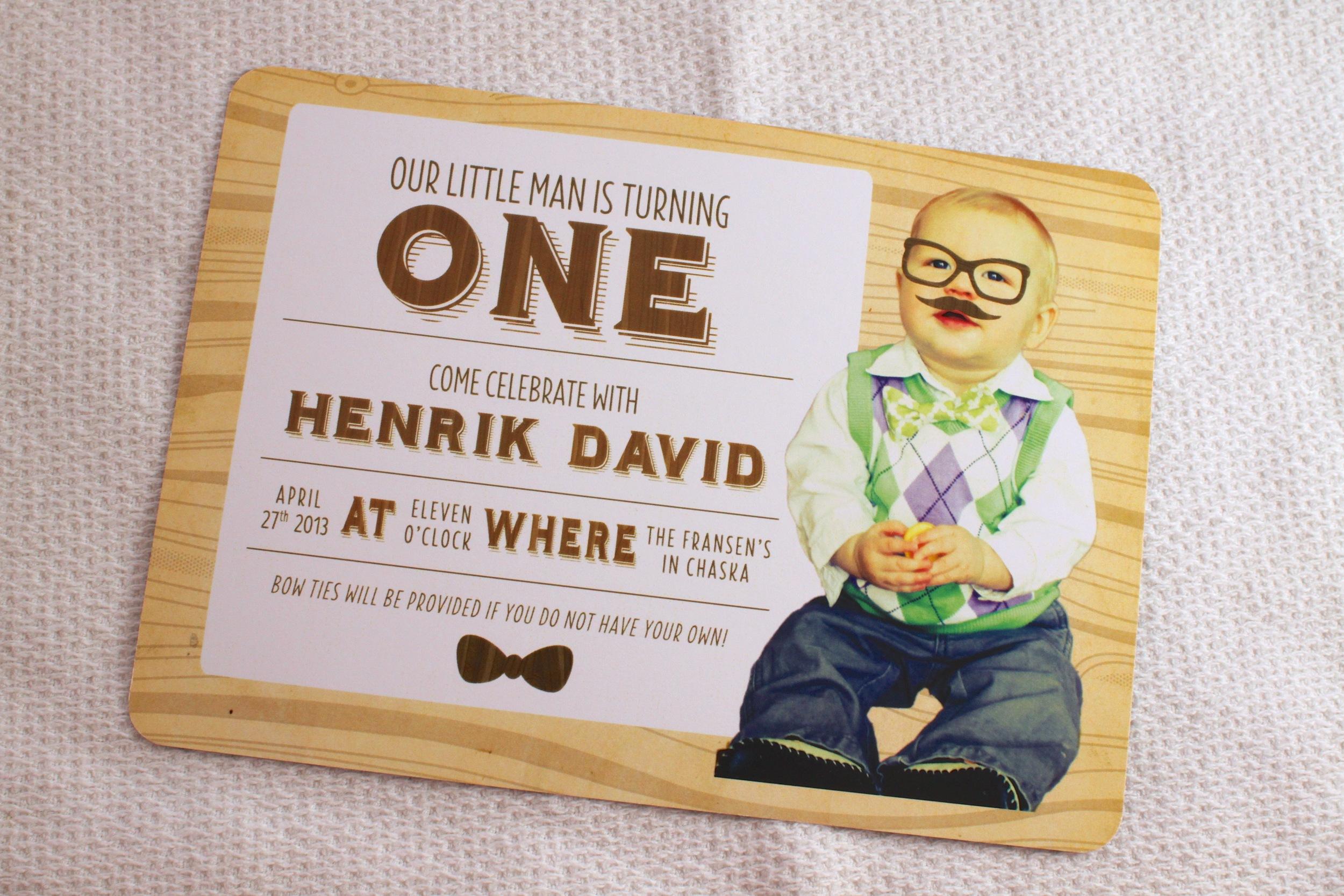 henrik 1 bday