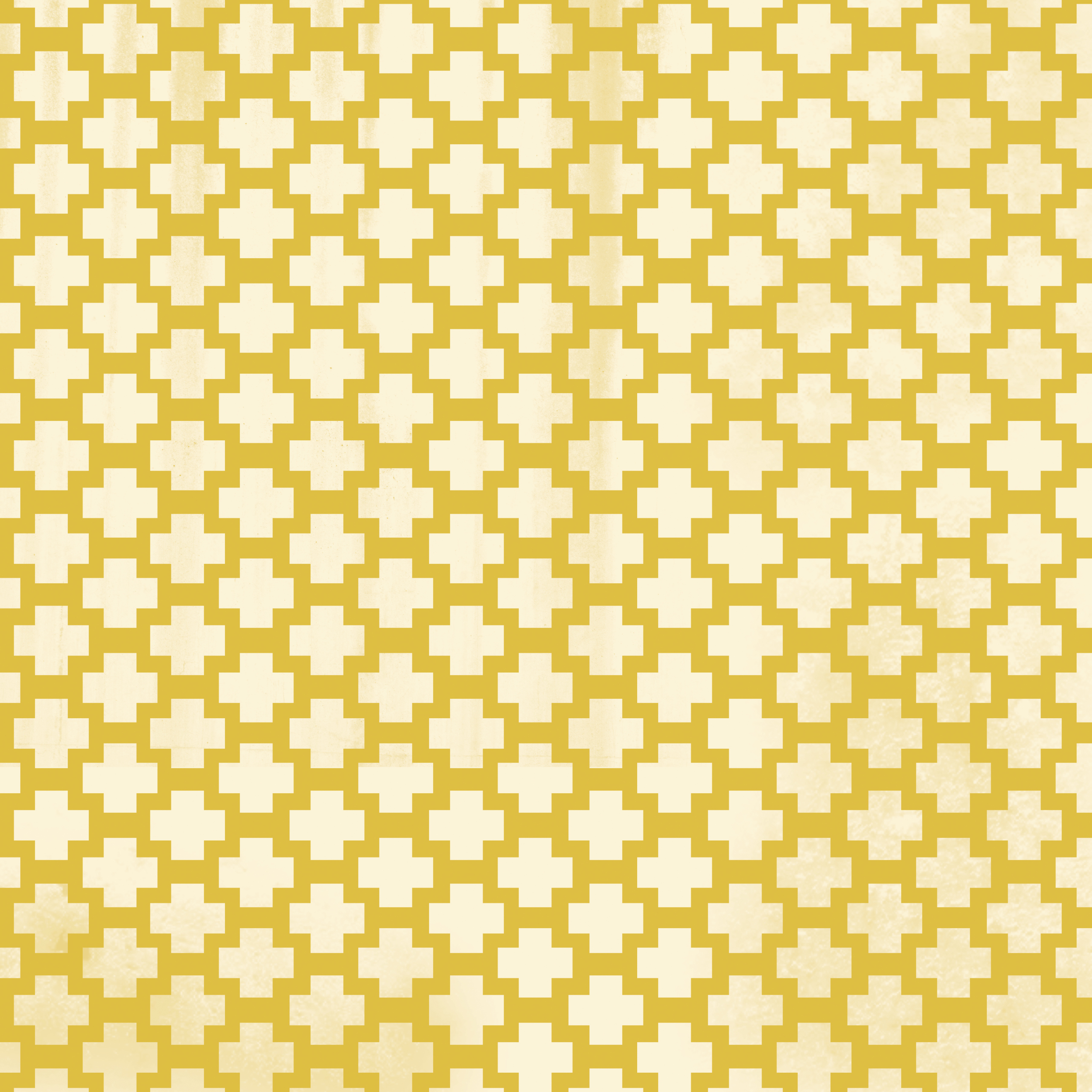 yellow filligree
