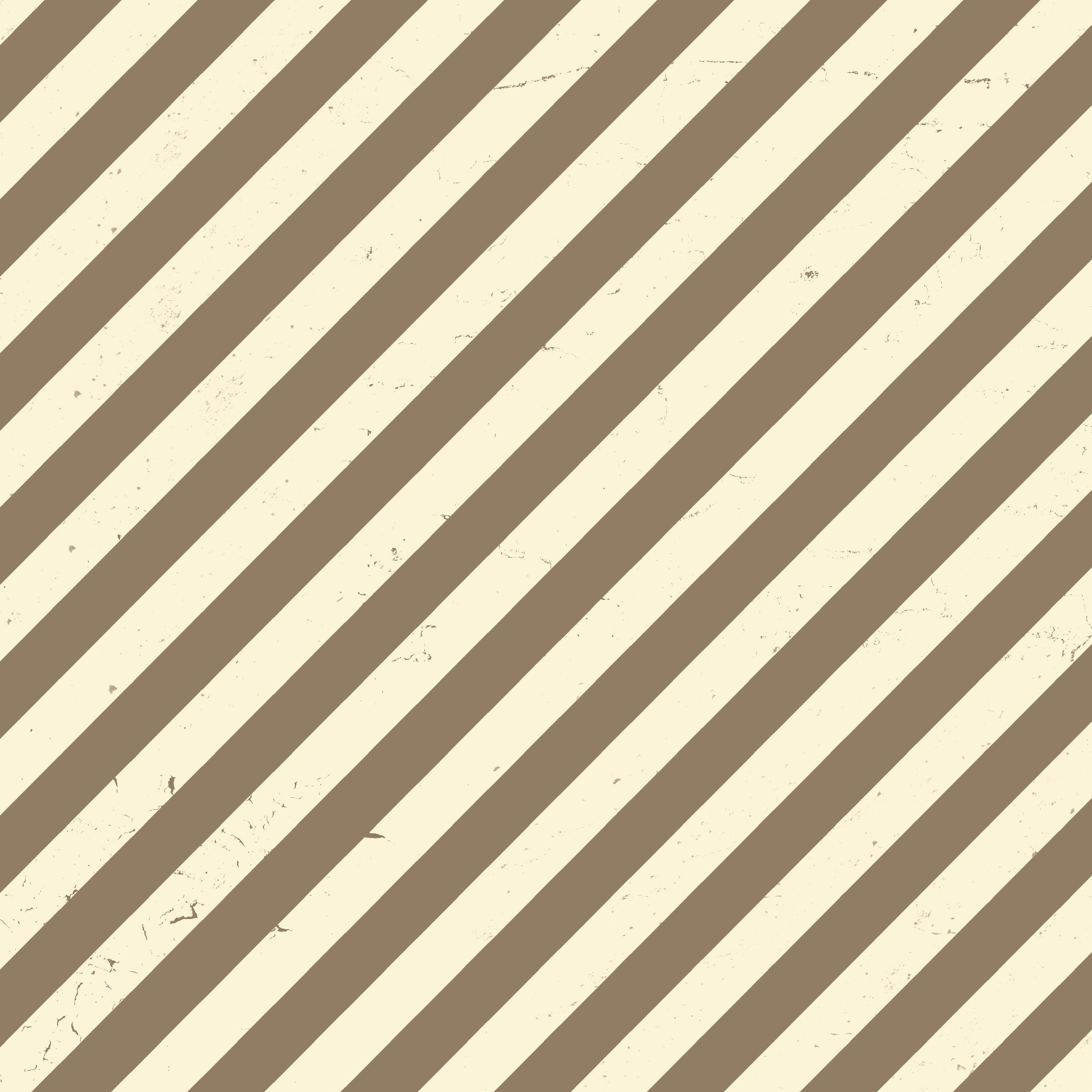 brown & white diagonal