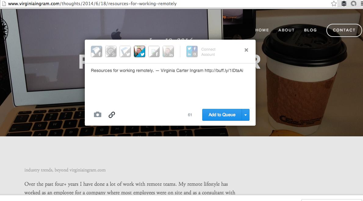 Default sharing text for VirginiaIngram.com prior to 6/18/2014.