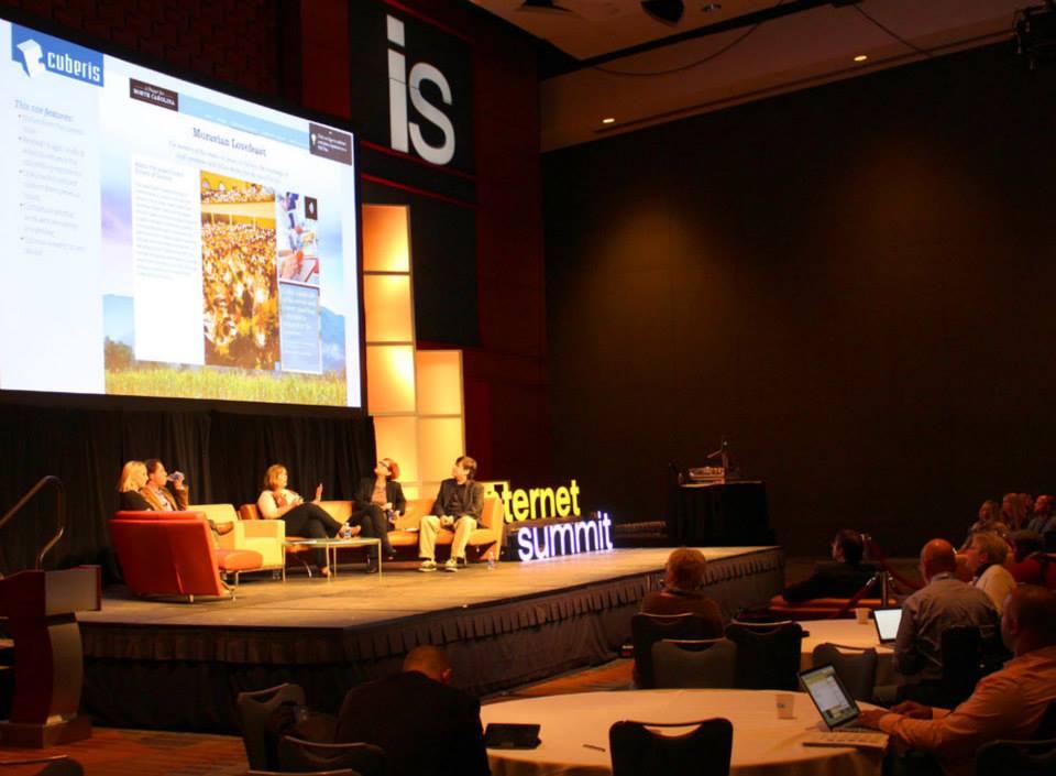 Virginia Ingram sharing a case study at the Internet Summit.jpg