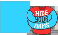 HideYourArms.com