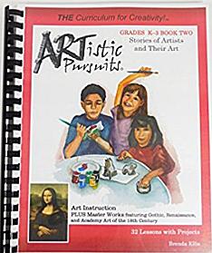 Artistic Pursuits Grades K-3 Book Two
