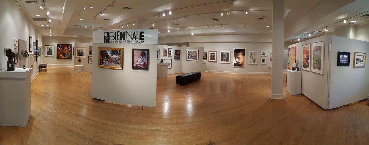 25th Biennale National Juried Exhibition - Art League of Hilton Head