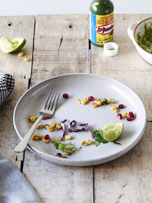 Food Styling - Lucy Feagins/The Design Files, Photography - Eve Wilson