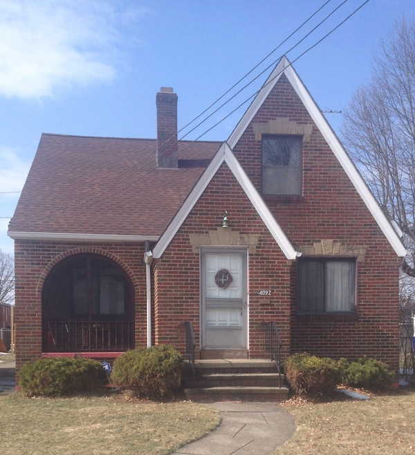 My adorable, sweet, little bungalow in Cleveland   Rental Revival