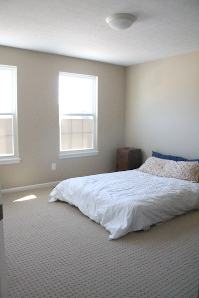 Bedroom (Before) | Rental Revival