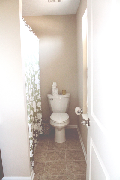 Bathroom Before |  Rental Revival