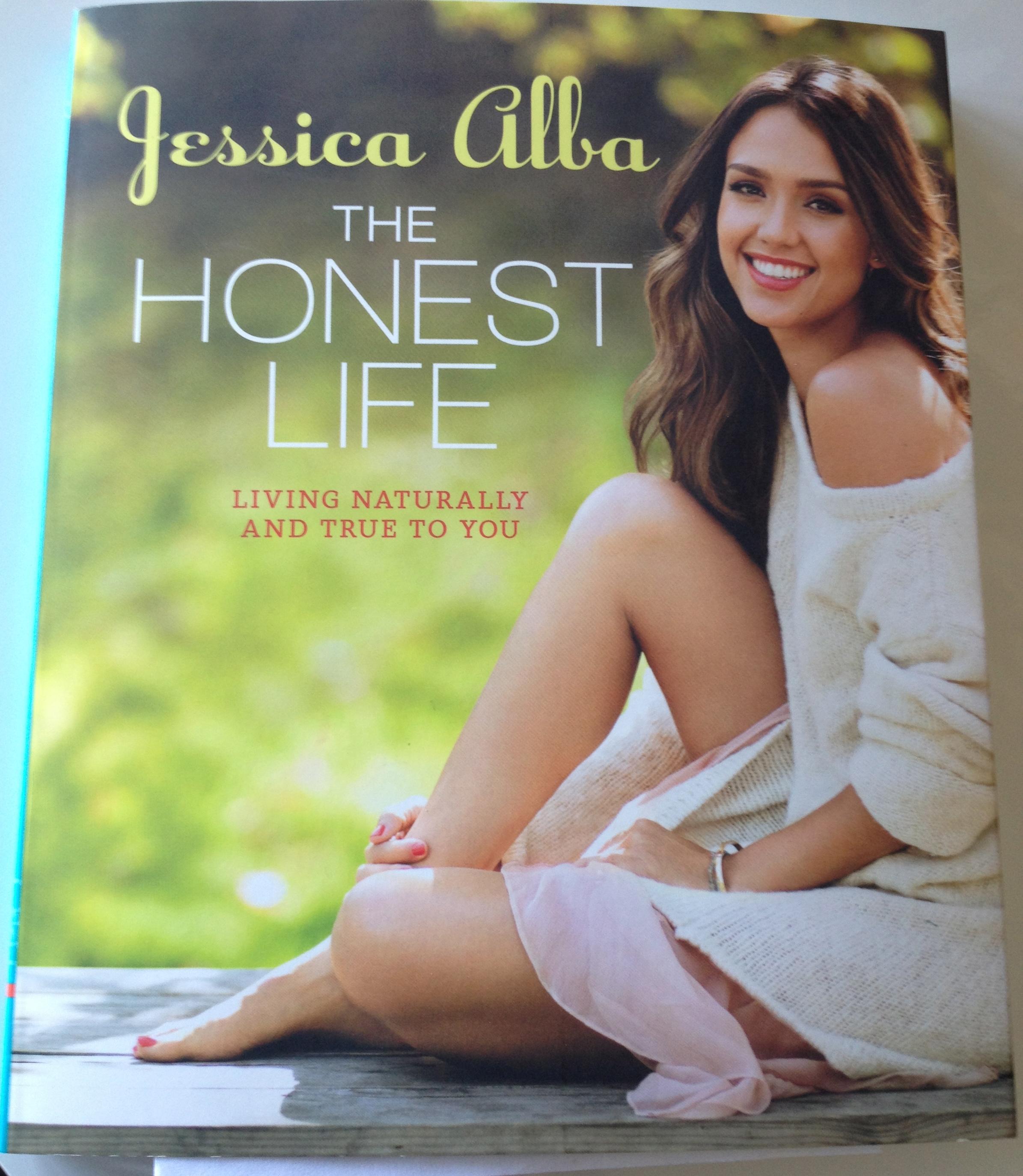 Order Jessica Alba's book  here!