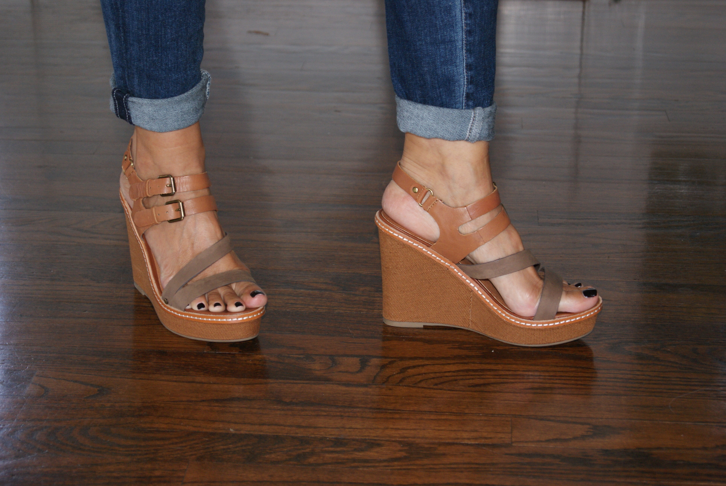 DV By Dolce Vita, Jobin Wedge, on sale now for $62.99  (originally $89.00).