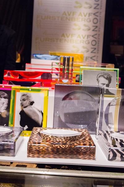 Chic snap frames shown here with pics inside. Alexandra Von Furstenberg Snap Frame  $118