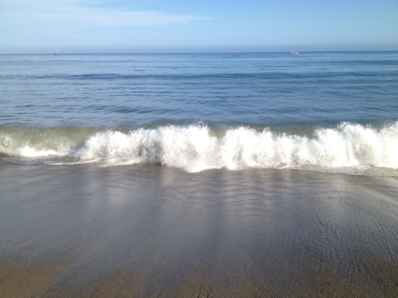 Malibu, August 2012