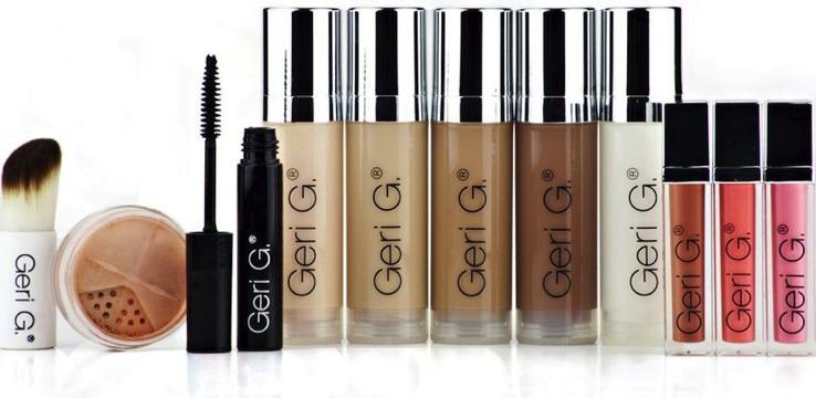 Cosmetics by Geri G.
