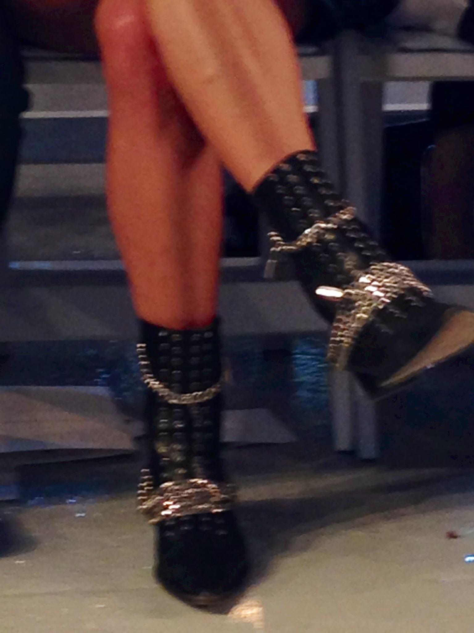 Dani Stahl's sick boots!