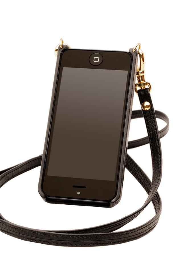 Bandolier Donna PlainiPhone Case & Strap, $80