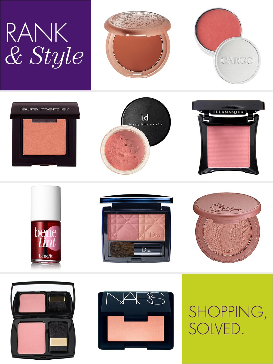 The Ten Best Blushes