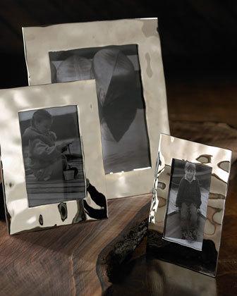 Michael Aram Reflective Water Photo Frame    4x6 $79 , 5x7 $99 , 8x10 $139