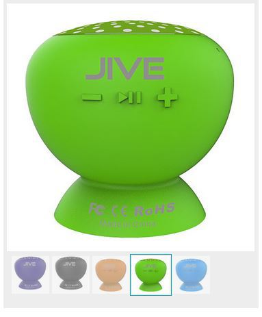 OpenSky,  Lyrix JIVE Waterproof Bluetooth Speaker $29.95