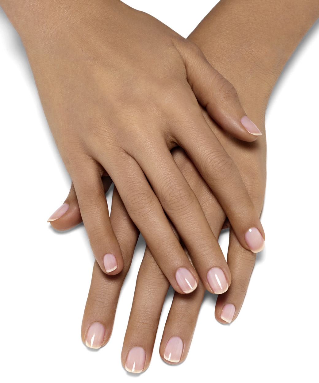 Sugar Daddy by Essie was used in this subtle French manicure with a squoval nail shape…perfection!