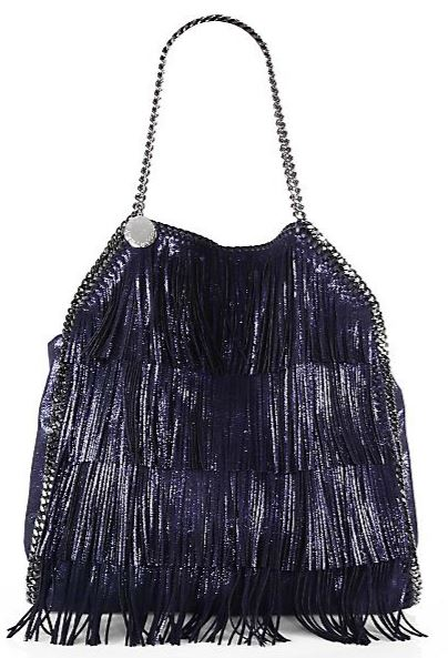 Stella McCartney Baby Bella Fringe Shoulder Bag, $1765.00